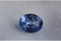*Reduced* 1.85ct (9x7mm) Oval Light Blue Sapphire