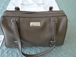 Michael Kors Bedford Medium Convertible Satchel